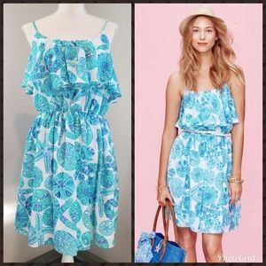 Lily Pulitzer for Target Sea Urchin Dress Large